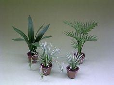 Hoja de instrucciones para pequeñas plantas por TheMiniatureGarden