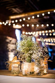 The Beloved Mason Jar  | OneWed