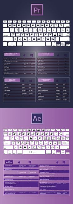 Keyboard Shortcut That You Will Ever Need for Premiere Pro & After Effects Happy Friday! Save time this weekend with some short cuts! Here's some keyboard hacks that you definitely need for and Web Design, Graphic Design Tips, Tool Design, Game Design, Adobe Premiere Pro, Photoshop Tutorial, Video Editing, Photo Editing, Flyer Inspiration