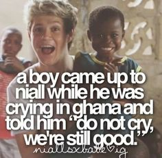 Ohhh Niall don't cry my baby ;(