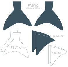 Baby Shark Costume DIY - see kate sew