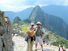 """""""Thanks Fertur for helping my brother and I to fulfill 40 years of planning … Machu Picchu Sept 2012″.  """"We were very pleased with all the services. We were met at all locations when we were told. The drivers made us feel safe and the tour guides were very knowledgeable and professional.""""  Monte and Keith Swann - USA"""