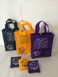 Tas Spunbond - Nikah Reusable Tote Bags, Packaging, Creative, Wrapping