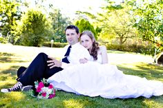 One of our wedding pics <3  Hollie Renner Photography