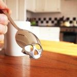 A Morbid New Way to Count Calories: The Sugar Skull Spoon
