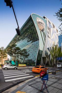 Seoul New City Hall / iArc Architects