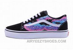 d92a12b80fce89 Vans Old Skool Starry Starry Night Black Womens Shoes Cheap To Buy XZRmQ