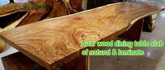 Teak Garden Furniture, Living Furniture, Wood Furniture, Wood Slab Table, Live Edge Wood, Furniture Manufacturers, Dining Table, Lounge Furniture, Timber Furniture