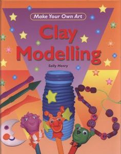 This book is full of fresh ideas for using polymer modelling clay and just a few simple tools. Explore the creative possibilities of this exciting material as you work through the projects.