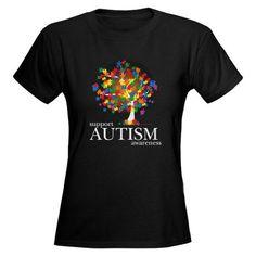 Autism Awareness Tree