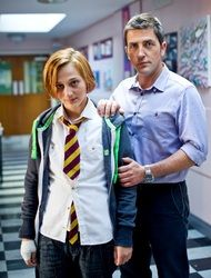 Tom Clarkson - Waterloo Road TV Waterloo Road, Bbc, Toms, Tv Shows, Watch, Clock, Wrist Watches, Tom Shoes