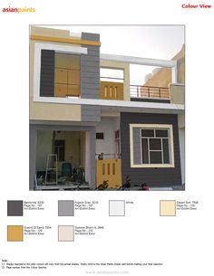 25 Best Color Combination For Exterior Images In 2015 Color