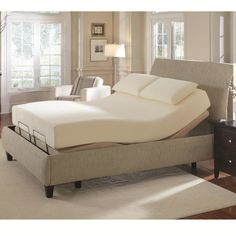 Full Electric Adjule Bed