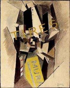 Albert Gleizes - New York 1916