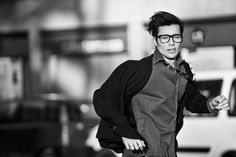 London based photographer José Tió captured best shots to film this dynamic film with male model Iccaro Pereira.