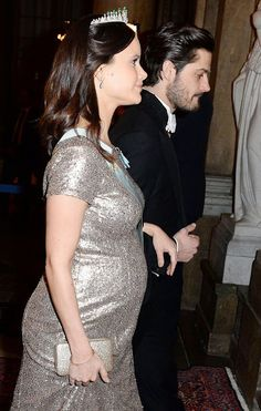 King Carl Gustaf of Sweden and Queen Silvia of Sweden held an official gala dinner at Stockholm Royal Palace on February 3. The gala dinner was attended by Crown Princess Victoria and her husband Prince Daniel, Prince Carl Philip and his wife Princess Sofia and representatives of the Parliament, the Government, government agencies, and of organizations of science, sports, business, culture and travel. (Princess Madeleine and her husband Chris could not attend the gala dinner as required by…