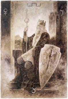 El mundo mágico del TAROT: The Labyrinth: Tarot (el Tarot del laberinto) Luis Royo