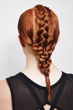 98 Elegant and Beautiful French Braid Ideas