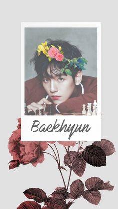 Baekhyun, EXO, lockscreen, kpop