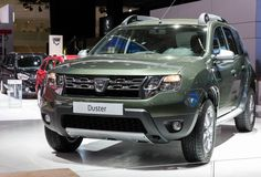 Dacia Duster - Restyling proposal