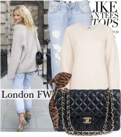 """""""Street Style: London Fashion Week"""" by martso ❤ liked on Polyvore"""