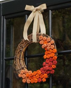 fall diy wreath http://www.wayfair.com/IdeaLounge/BookReview/10-DIY-Fall-Wreath-Ideas-E3227#9