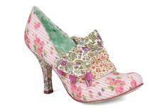 Zapatos de tacón Irregular Choice Flick flack vista 3/4