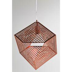 Kub Lampa - TheHome.se Ceiling Lights, Lighting, Pendant, Home Decor, Cuba, Decoration Home, Light Fixtures, Room Decor, Pendants
