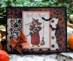 Trick Ot Treat - Scrapbook.com