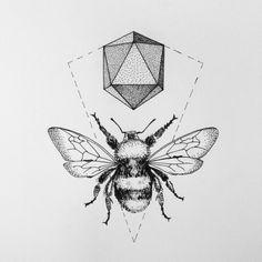 recherche futur tatouage insecte