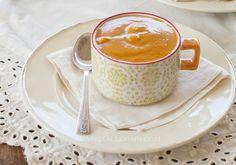 Roasted Pumpkin Soup | Danielle Walker's Against all Grain | #paleo #glutenfree #grainfree #dairyfree
