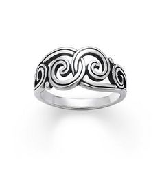 Birthday Wishlist! Gentle Wave Ring | James Avery
