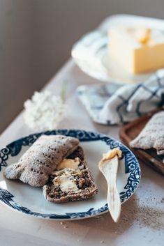 Helpot ruisleivät eli ruispalat kotona | Annin Uunissa Savory Pastry, Most Delicious Recipe, Recipies, Yummy Food, Bread, Cheese, Baking, Breakfast, Ethnic Recipes