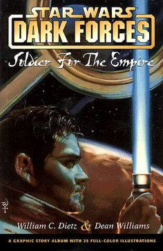 Soldier for the Empire (Star Wars: Dark Forces, Book Kyle Katarn, Saga, Book 1, This Book, Darth Bane, Twilight Stars, Groups Poster, Star Wars Books, Lando Calrissian