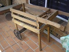Love this laundry trolley