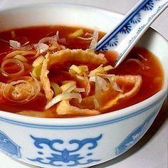 De Kooktips - Tomatensoep van de Chinees
