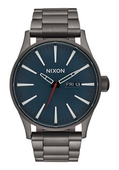 Sentry SS | Men's Watches | Nixon Watches and Premium Accessories