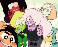 Crystal Gems || Steven Universe