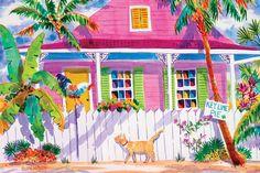 Chicken Painting, Chicken Art, Canvas Artwork, Canvas Art Prints, Rooster Art, Rooster Painting, Rooster Decor, West Art, Tropical Art