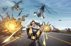 GTA comic teaser