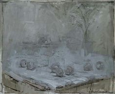 ᆞ Drawing Interior, Alberto Giacometti, Still Life, Drawings, Shadows, Landscapes, Objects, Paintings, Interiors
