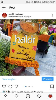Decoration Ideas Haldi Signage Best Picture For simple wedding ceremony. Decoration Ideas Haldi Signage Best Picture For simple wedding ceremony decorations For Y Indian Wedding Theme, Desi Wedding Decor, Wedding Hall Decorations, Marriage Decoration, Indian Weddings, Wedding Mandap, Wedding Receptions, Wedding Ideas, Altar Wedding