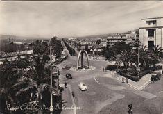 # REGGIO CALABRIA: PIAZZA INDIPENDENZA - 1957 Reggio Calabria, Paris Skyline, Travel, Ebay, Viajes, Destinations, Traveling, Trips