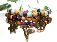 Calling all Nature Girls, this Nature Bracelet was made for you – BlueStoneRiver