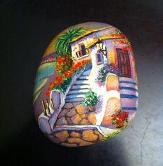 Afbeeldingsresultaat voor steine bemalen