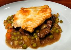 I love pot pie. As the weather turn more chilly my desire for comforting foods increases greatly. I have a chicken pot pie recipe that I've been making for years, but recently my mother gave me a lot of her recipes, and there was one for beef pot pie I was dying to try. I [...]