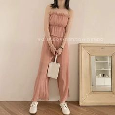 Summer Dresses For Women, Jumpsuit, Lady, Style, Fashion, Overalls, Swag, Moda, Fashion Styles