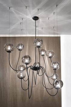 General lighting | Suspended lights | Puppet | Vistosi | Romani. Check it out on Architonic