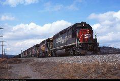 RailPictures.Net Photo: D&RGW 3086 Denver & Rio Grande Western Railroad EMD GP40 at Larkspur, Colorado by John Shine
