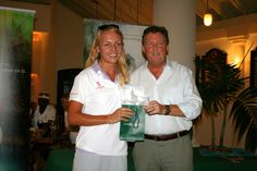 20th Annual CEI Ladies' Open at Royal Westmoreland sponsored by Colombian Emeralds International in Barbados.